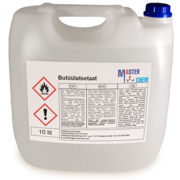 Butyl acetate (Бутилацетат) 10л MaterChem