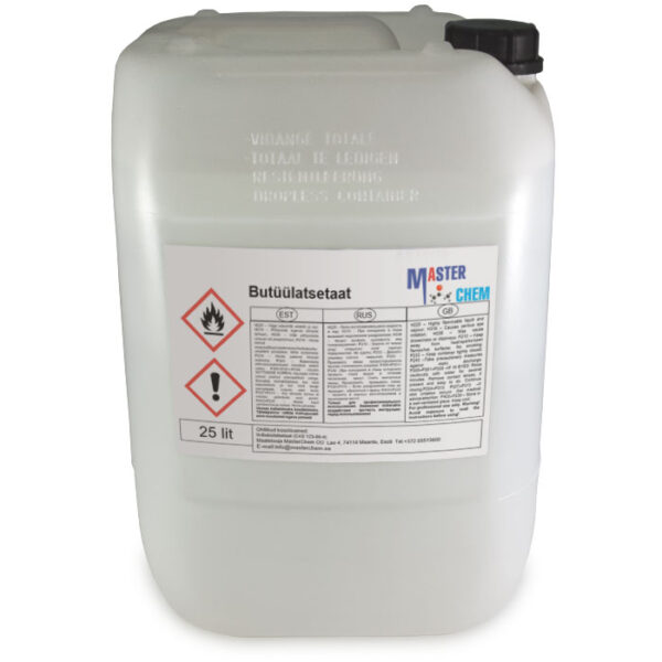 Butyl acetate (Бутилацетат) 25л MaterChem