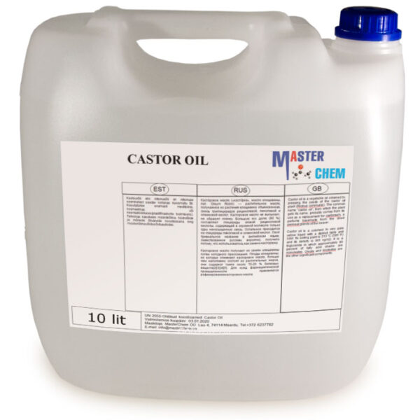 CASTOR OIL 10l MasterChem