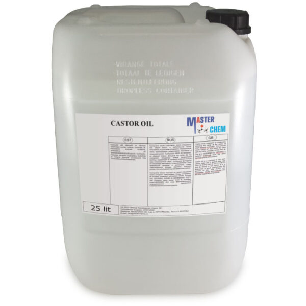 CASTOR OIL 25l MasterChem