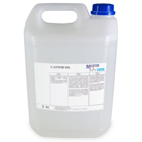 CASTOR OIL 5l MasterChem