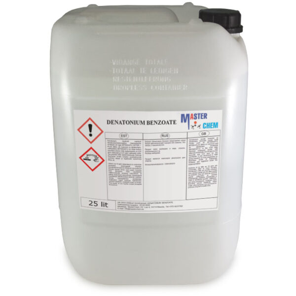 DENATONIUM BENZOATE 25l MasterChem