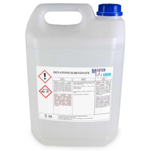 DENATONIUM BENZOATE 5l MasterChem
