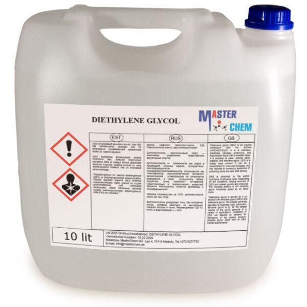 Diethylene glycol (Диэтиленгликоль) 10l MasterChem