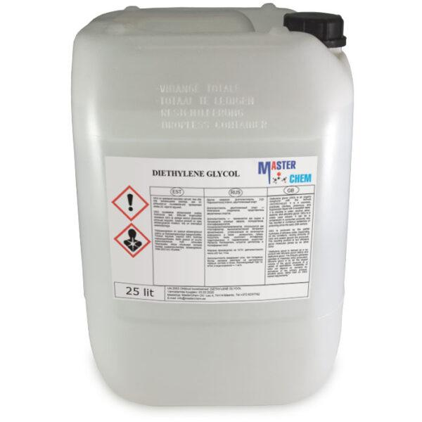Diethylene glycol (Диэтиленгликоль) 25l MasterChem