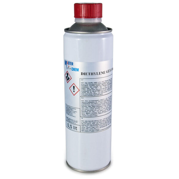 Diethylene glycol (Диэтиленгликоль) 500ml MasterChem