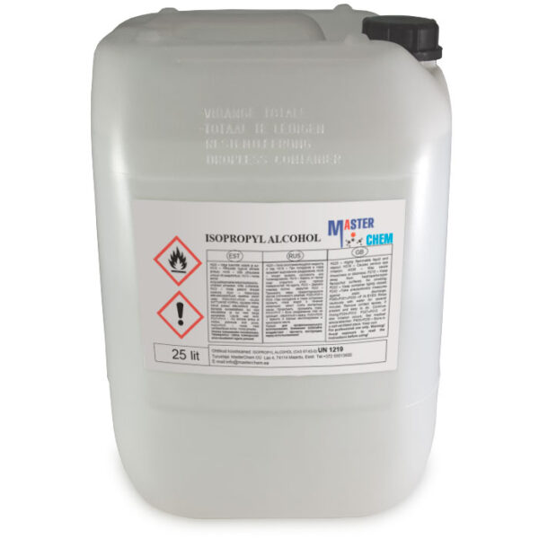 Isopropyl Alcohol 25l MaterChem