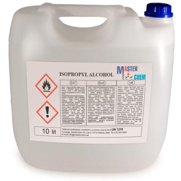 Isopropyl alcohol (Изопропиловый спирт) 10л MaterChem
