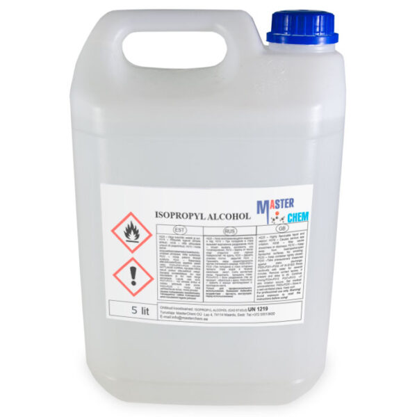 Isopropyl Alcohol 5l MaterChem