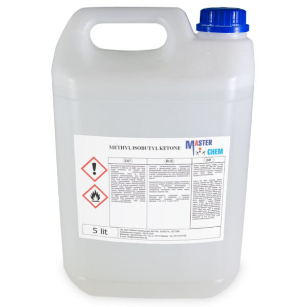 METHYL ISOBUTYL KETONE 5l MaterChem