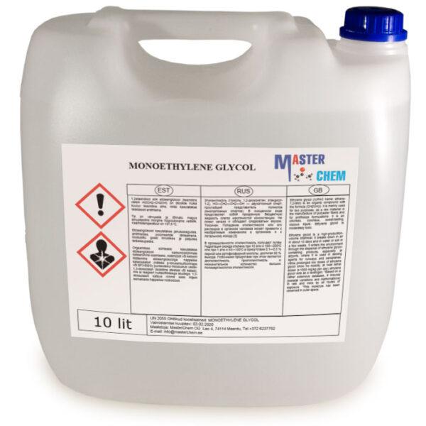 Monoethylene glycol (Этиленгликоль) 10l MasterChem