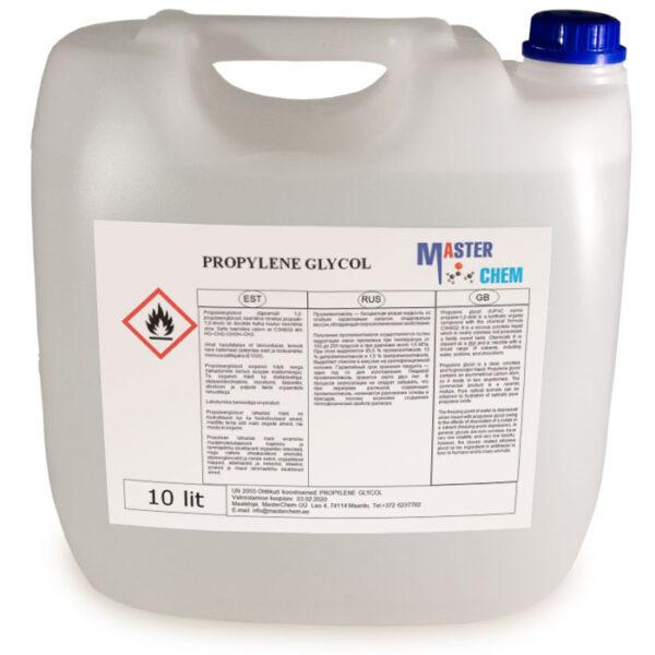 Propylene glycol (Пропиленгликоль) 10l MasterChem