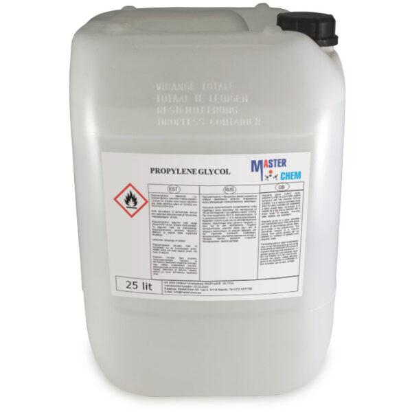 Propylene glycol (Пропиленгликоль) 25l MasterChem