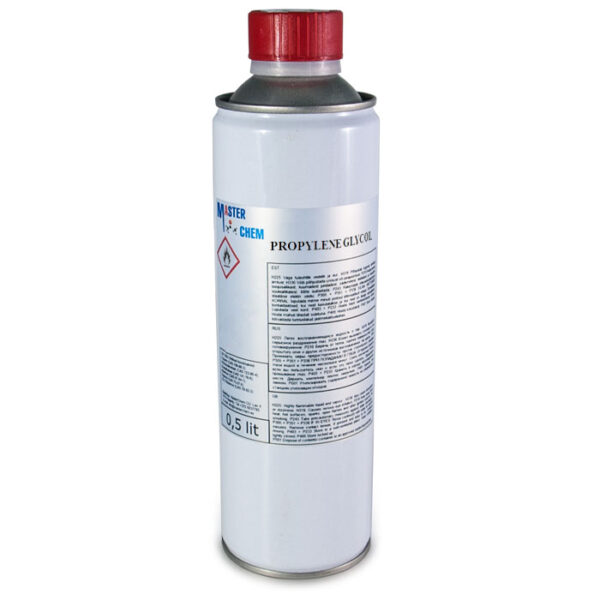 Propylene glycol (Пропиленгликоль) 500ml MasterChem