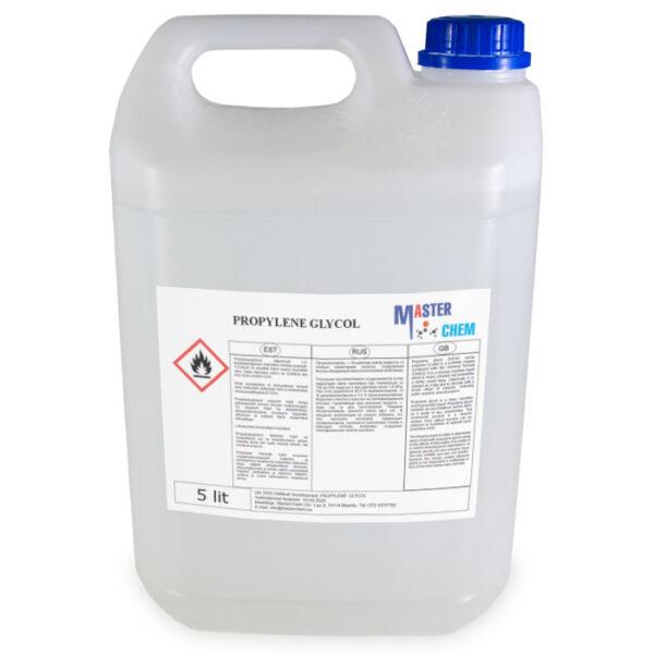 Propylene glycol (Пропиленгликоль) 5l MasterChem