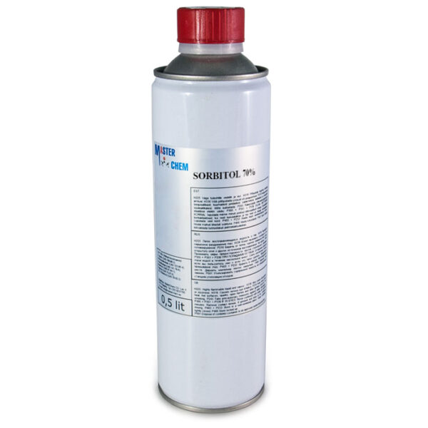 SORBITOL 500ml MasterChem