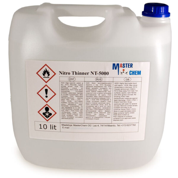 Nitro Thinner NT-5000 10l MaterChem
