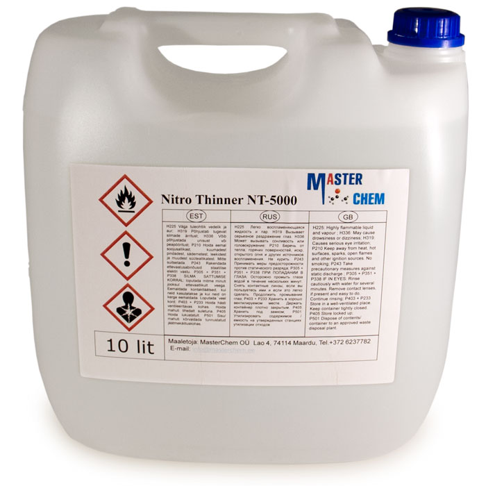 Nitrolahusti NT-5000 10l MaterChem