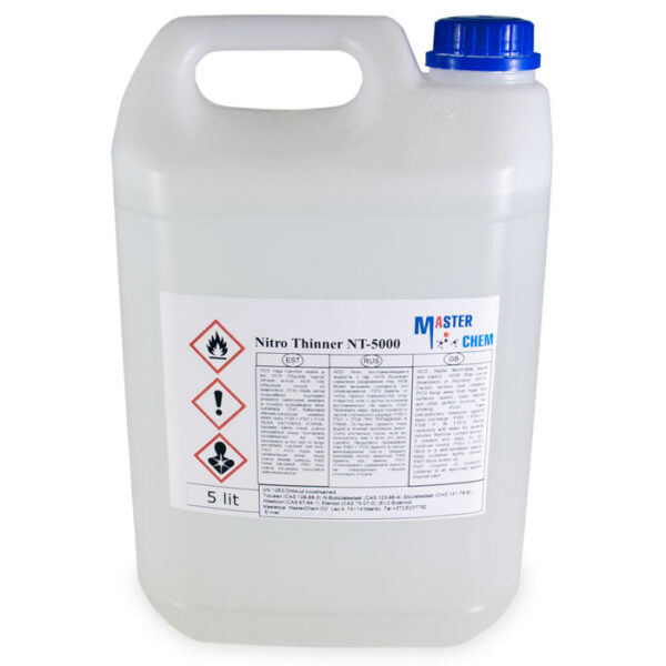 Nitro Thinner NT-5000 5l MaterChem