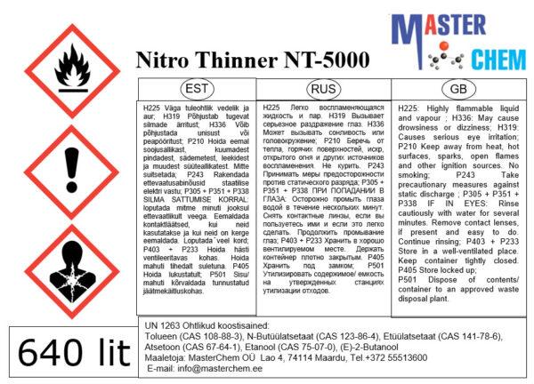 Nitrolahusti NT-5000