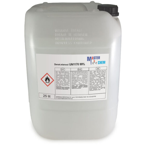 Etanool Denatureeritud 25l MaterChem