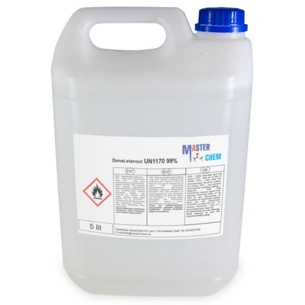 Etanool Denatureeritud 5l MaterChem