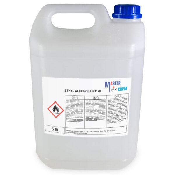 Etüülalkohol 5l MaterChem