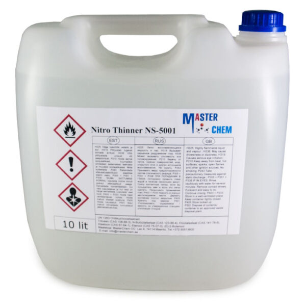 Nitro Thinner NS-5001 10l MasterChem