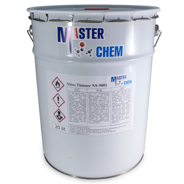 Nitro Thinner NS-5001 20l MasterChem