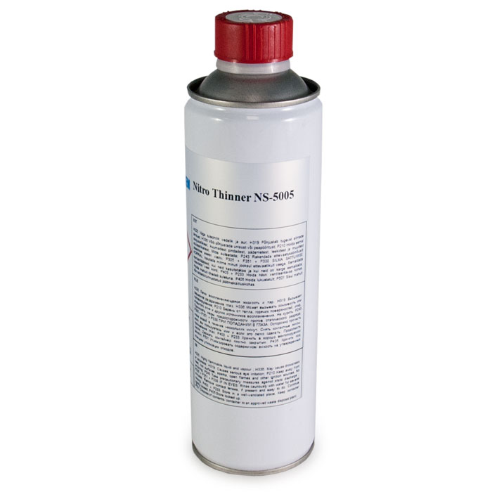 Nitro Thinner NS-5005 industrial thinner 500ml MasterChem