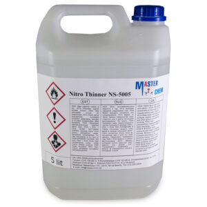 Nitro Thinner NS-5005 industrial thinner 5l MasterChem