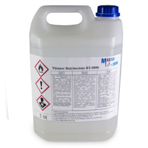 Thinner-Butylacetate-BT-5090-5l MasterChem