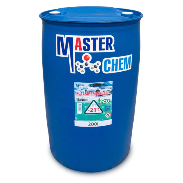 Klaasipesuvedelik Talvine MasterChem 200  liters