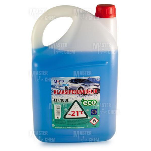 Klaasipesuvedelik Talvine MasterChem 4 liters
