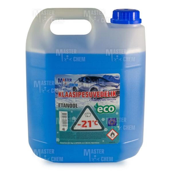 Автомобильный стеклоочиститель зимний 4 литра (v2) MasterChem
