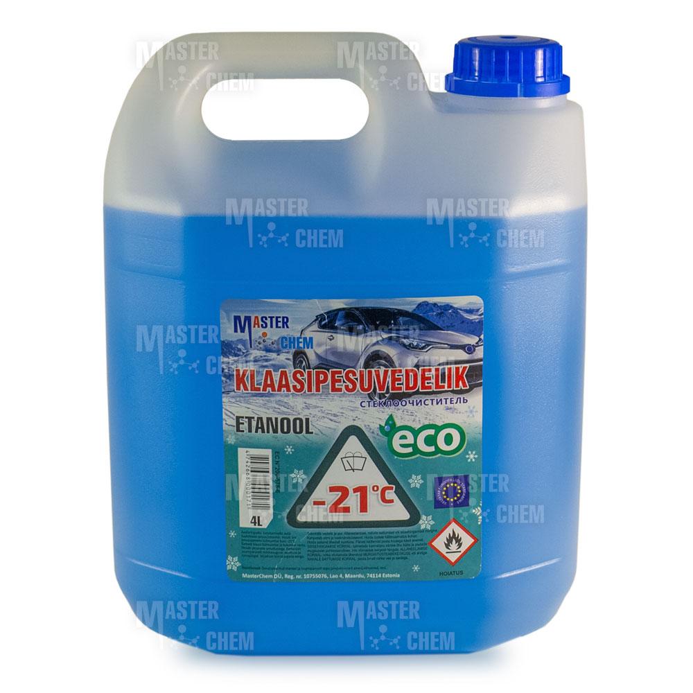 Autojen talvipyyhkimet MasterChem 4 litraa (v2)