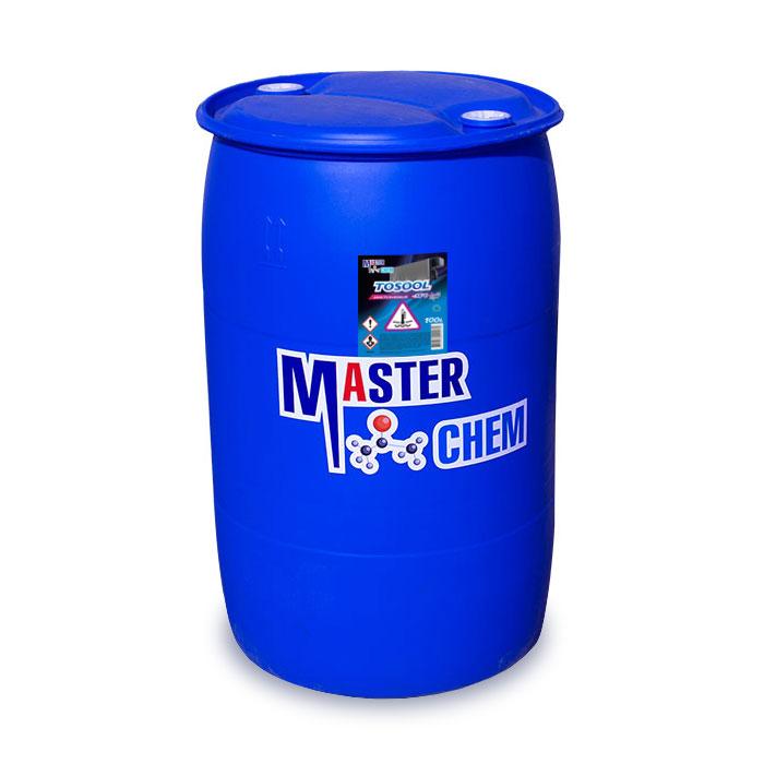 Pakkasneste / jäähdytysneste TOSOL -36°C sininen 200L MasterChem