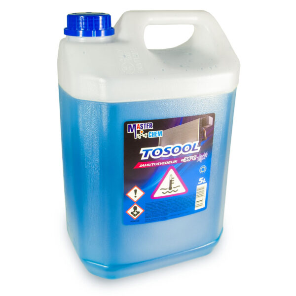 Antifreeze Coolant TOSOL 5L MasterChem