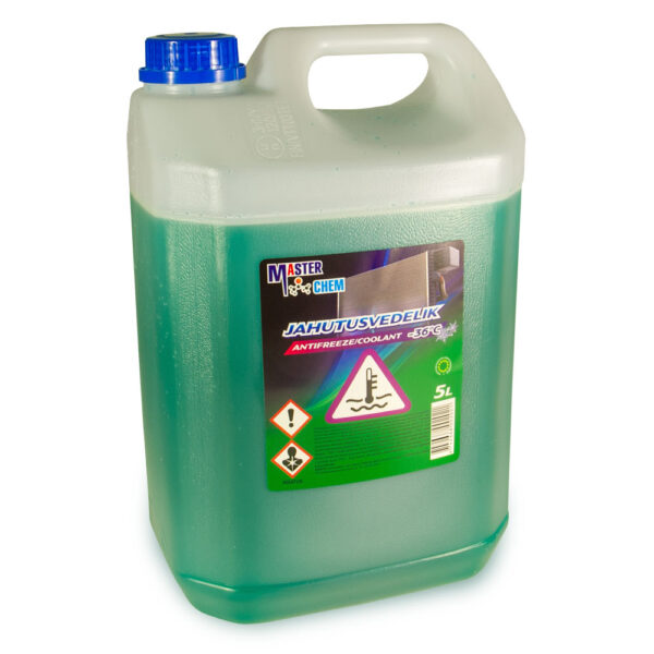 Antifreeze Coolant green 5L MasterChem