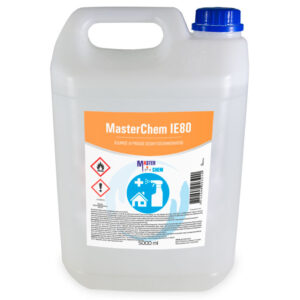 MasterChem IE80 дезинфицирующее средство 5L