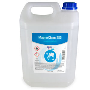E80 disinfectant for HANDS 5l MasterChem