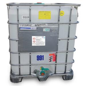 Naatriumhüpoklorit 12-15% CAS 7681-52-9 1000l MasterChem