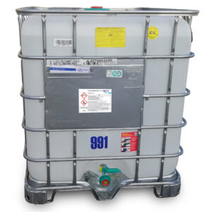 Гипохлорит натрия 12 - 15% CAS 7681-52-9 1000l MasterChem