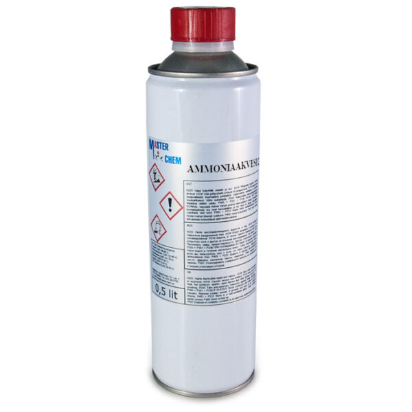 Ammoniaakvesi 25% 500ml MaterChem