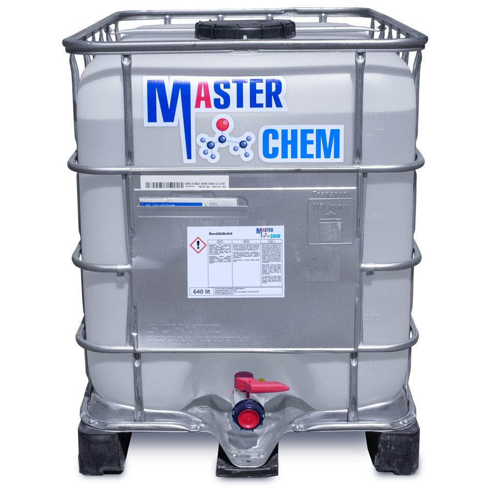Benzyl alcohol 640l MasterChem