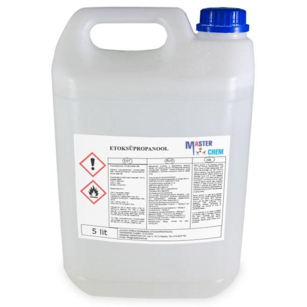Etoksüpropanool 5l MasterChem