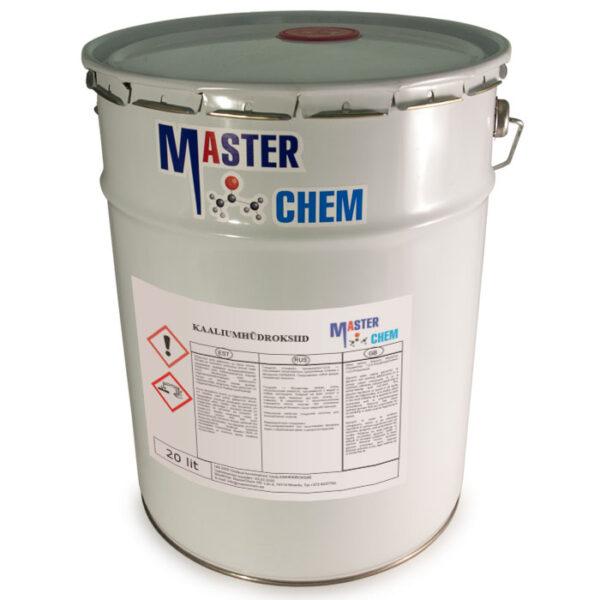 Kaaliumhüdroksiid 20l MasterChem