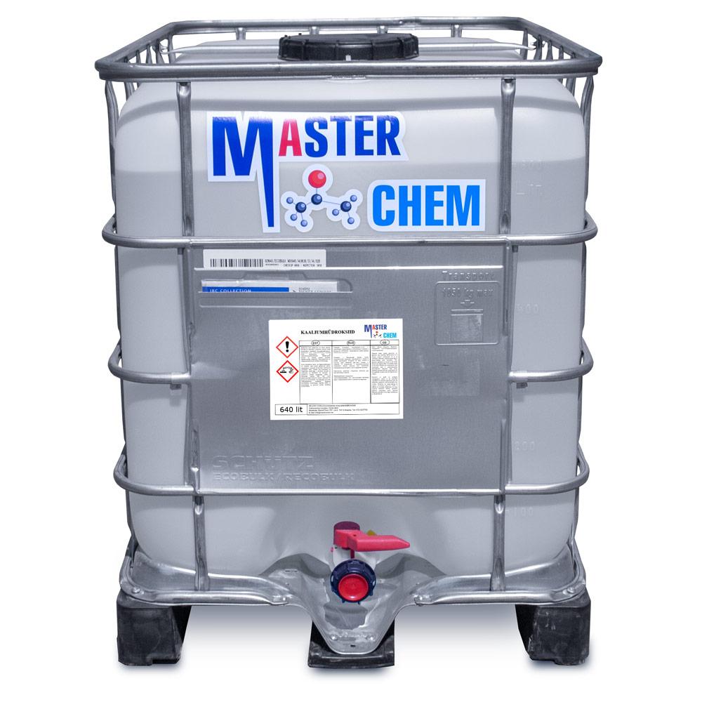 Kaliumhydroksidi 640l MasterChem