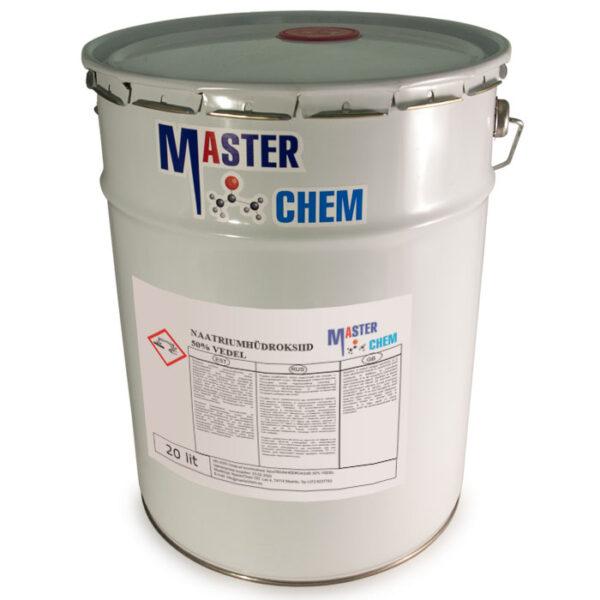 Naatriumhüdroksiid 50% vedel 20l MaterChem