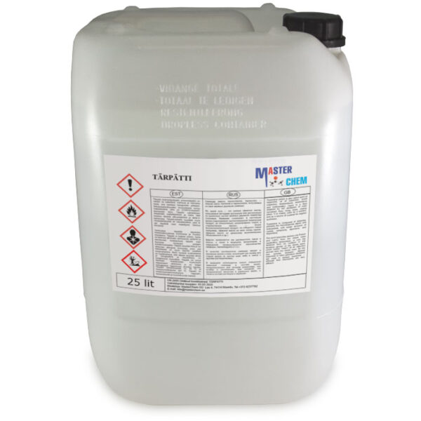 Turpentine 25l MaterChem